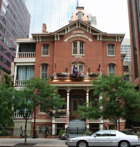historic renovations in downtown denver
