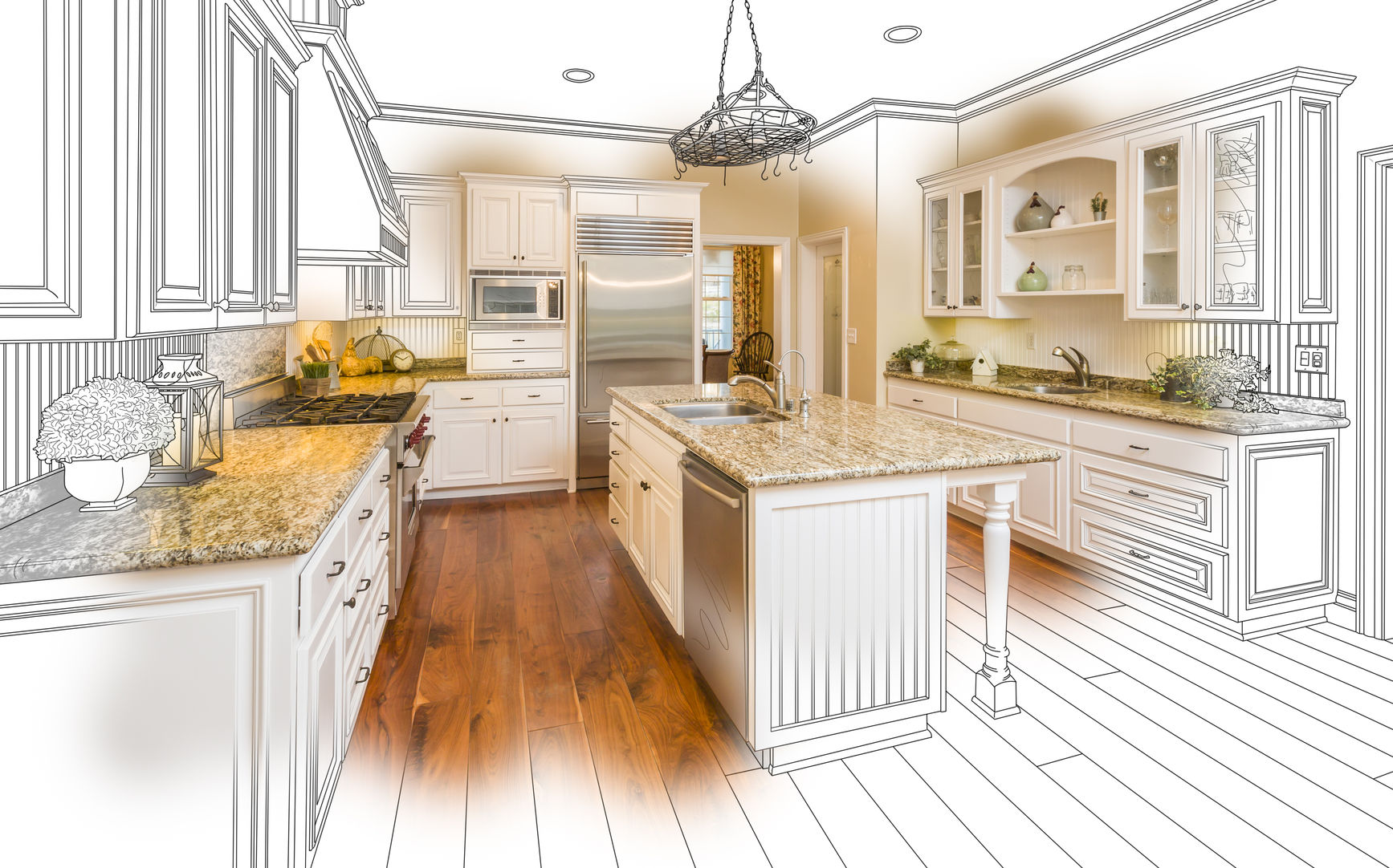 denver kitchen remodeling construction company division one