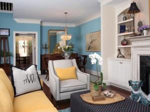 new home construction color palette
